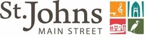 St Johns Main Street logo